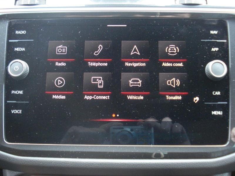 Volkswagen Tiguan 2.0 TDI 150ch R-Line 4Motion DSG7 Argent occasion à Aurillac - photo n°7