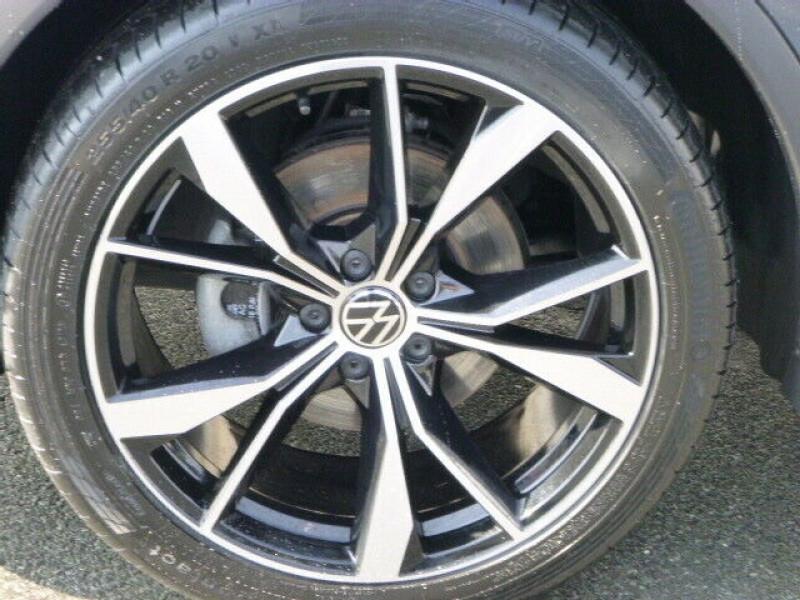 Volkswagen Tiguan 2.0 TDI 150CH R-LINE 4MOTION DSG7 Gris occasion à Villenave-d'Ornon - photo n°4