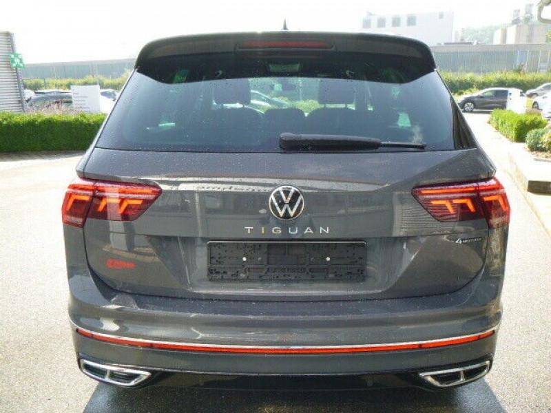 Volkswagen Tiguan 2.0 TDI 150CH R-LINE 4MOTION DSG7 Gris occasion à Villenave-d'Ornon - photo n°3