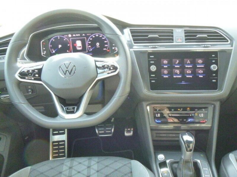 Volkswagen Tiguan 2.0 TDI 150CH R-LINE 4MOTION DSG7 Gris occasion à Villenave-d'Ornon - photo n°9