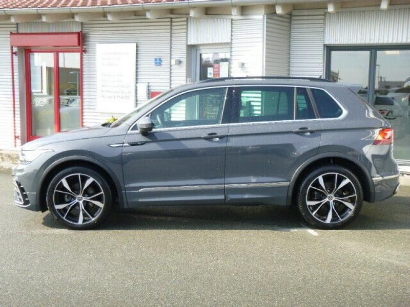 Volkswagen Tiguan 2.0 TDI 150CH R-LINE 4MOTION DSG7 Gris occasion à Villenave-d'Ornon
