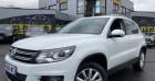 Volkswagen Tiguan 2.0 TDI 177CH BLUEMOTION TECHNOLOGY FAP CARAT 4MOTION DSG7 Blanc à VOREPPE 38