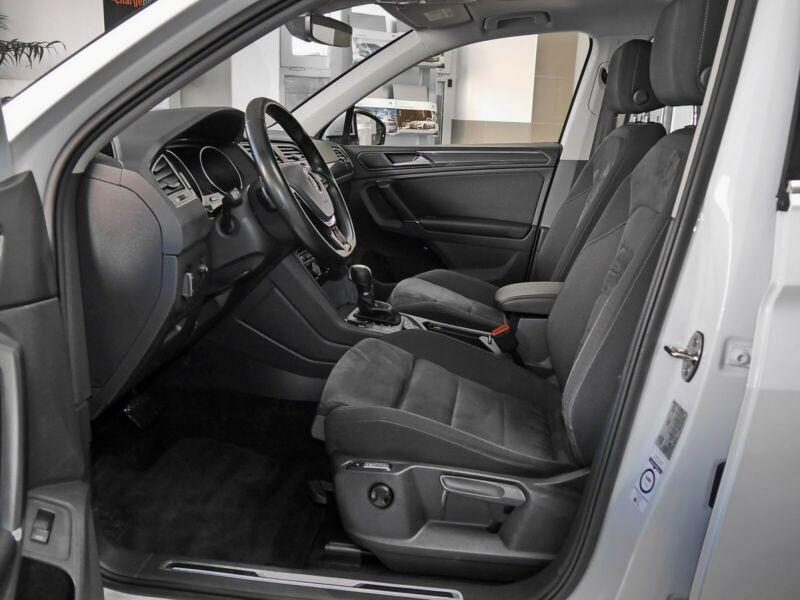 Volkswagen Tiguan 2.0 TDI 190CH BLUEMOTION TECHNOLOGY CARAT 4MOTION DSG7 Blanc occasion à Villenave-d'Ornon - photo n°4