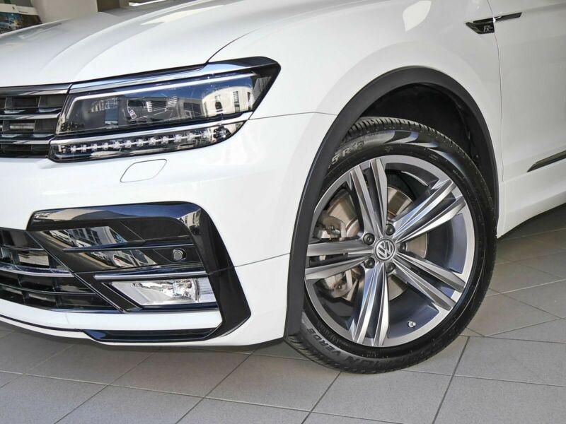 Volkswagen Tiguan 2.0 TDI 190CH BLUEMOTION TECHNOLOGY CARAT 4MOTION DSG7 Blanc occasion à Villenave-d'Ornon - photo n°3