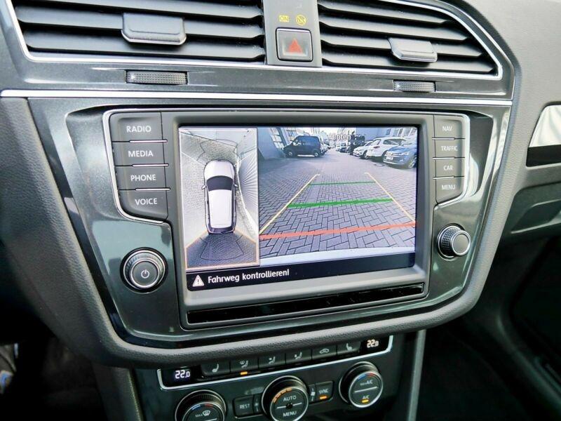 Volkswagen Tiguan 2.0 TDI 190CH BLUEMOTION TECHNOLOGY CARAT 4MOTION DSG7 Blanc occasion à Villenave-d'Ornon - photo n°7