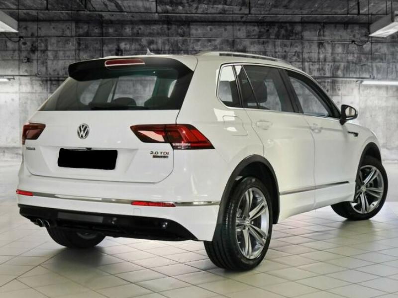 Volkswagen Tiguan 2.0 TDI 190CH BLUEMOTION TECHNOLOGY CARAT 4MOTION DSG7 Blanc occasion à Villenave-d'Ornon - photo n°2