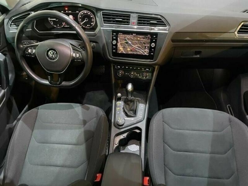 Volkswagen Tiguan 2.0 TDI 190CH CARAT 4MOTION DSG7 Gris occasion à Villenave-d'Ornon - photo n°4