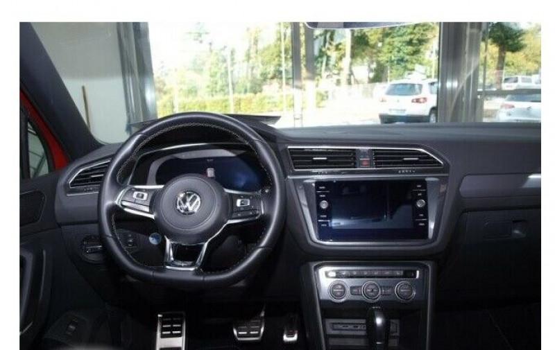 Volkswagen Tiguan 2.0 TDI 190CH CARAT 4MOTION DSG7 Rouge occasion à Villenave-d'Ornon - photo n°4