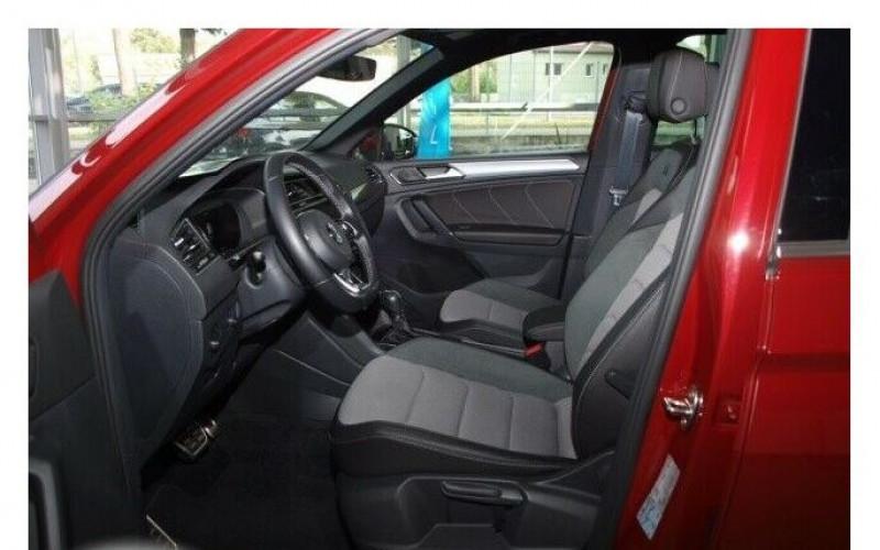 Volkswagen Tiguan 2.0 TDI 190CH CARAT 4MOTION DSG7 Rouge occasion à Villenave-d'Ornon - photo n°3