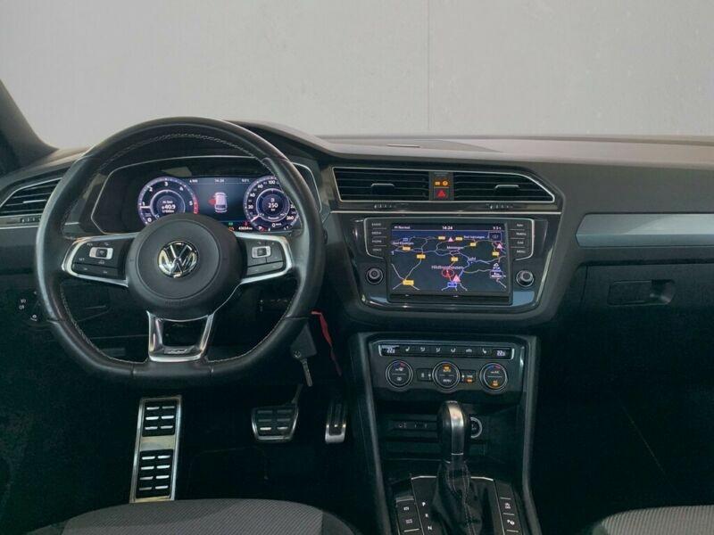 Volkswagen Tiguan 2.0 TDI 190CH CARAT 4MOTION DSG7 Blanc occasion à Villenave-d'Ornon - photo n°6