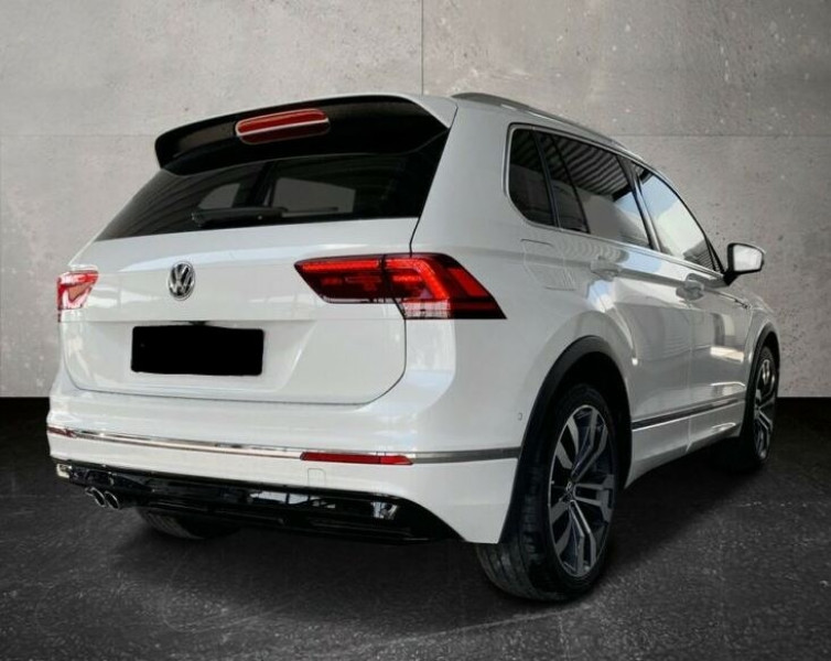 Volkswagen Tiguan 2.0 TDI 190CH CARAT 4MOTION DSG7 Blanc occasion à Villenave-d'Ornon - photo n°2