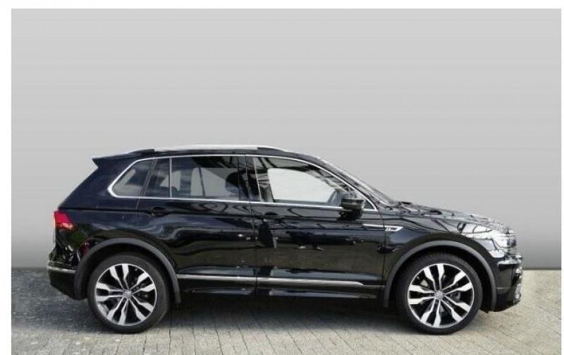 Volkswagen Tiguan 2.0 TDI 190CH CARAT 4MOTION DSG7 Noir occasion à Villenave-d'Ornon - photo n°2