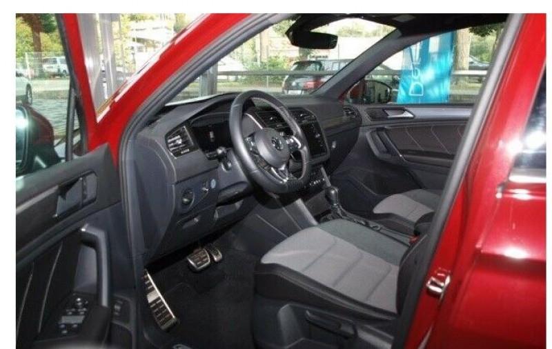 Volkswagen Tiguan 2.0 TDI 190CH CARAT 4MOTION DSG7 Rouge occasion à Villenave-d'Ornon - photo n°2