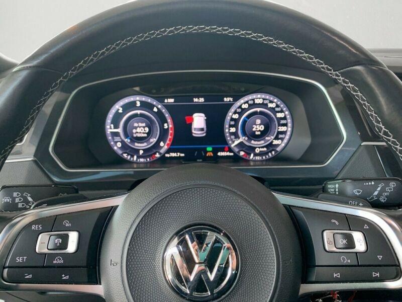 Volkswagen Tiguan 2.0 TDI 190CH CARAT 4MOTION DSG7 Blanc occasion à Villenave-d'Ornon - photo n°7