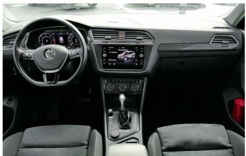 Volkswagen Tiguan 2.0 TDI 190CH CARAT 4MOTION DSG7 Noir occasion à Villenave-d'Ornon - photo n°6