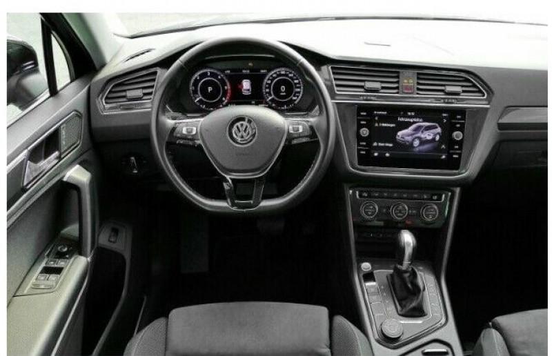Volkswagen Tiguan 2.0 TDI 190CH CARAT 4MOTION DSG7 Noir occasion à Villenave-d'Ornon - photo n°7