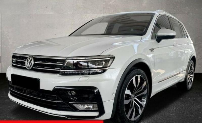 Volkswagen Tiguan 2.0 TDI 190CH CARAT 4MOTION DSG7 Blanc occasion à Villenave-d'Ornon