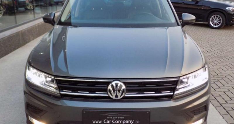 Volkswagen Tiguan 2.0 TDi COMFORTL BMT - CAM - GPS - LEDER - PANODAK Gris occasion à Hooglede - photo n°3