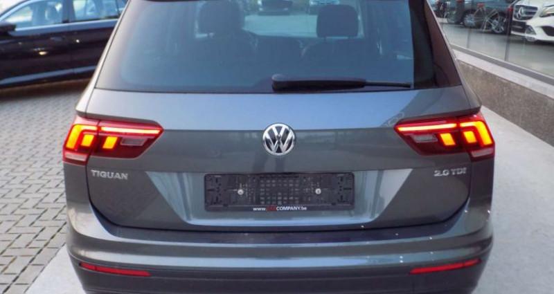 Volkswagen Tiguan 2.0 TDi COMFORTL BMT - CAM - GPS - LEDER - PANODAK Gris occasion à Hooglede - photo n°5
