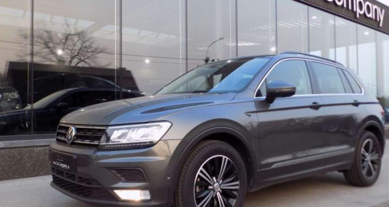Volkswagen Tiguan 2.0 TDi COMFORTL BMT - CAM - GPS - LEDER - PANODAK Gris occasion à Hooglede