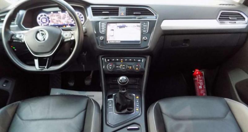 Volkswagen Tiguan 2.0 TDi COMFORTL BMT - CAM - GPS - LEDER - PANODAK Gris occasion à Hooglede - photo n°7