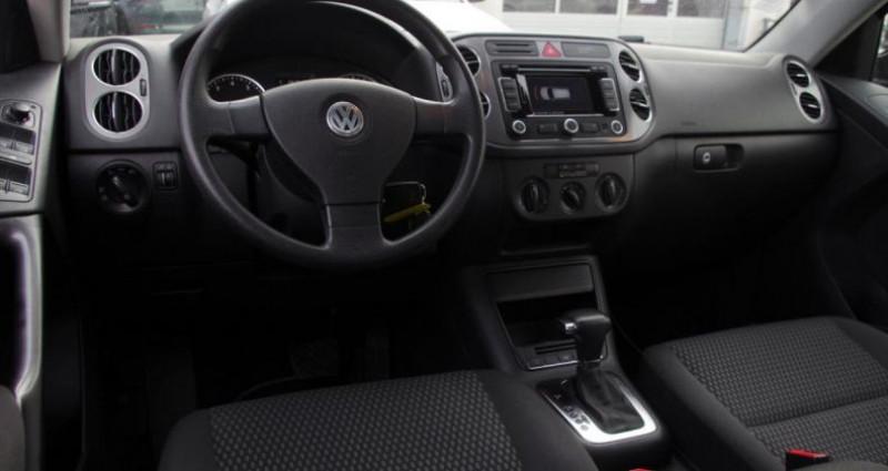 Volkswagen Tiguan 2.0 TSI 170 4MOTION TIPTRONIC Noir occasion à Chambourcy - photo n°2