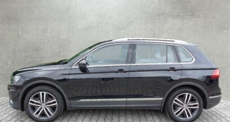 Volkswagen Tiguan 2.0 TSI 180ch 4M Highline DSG7 Noir occasion à Boulogne-Billancourt - photo n°3