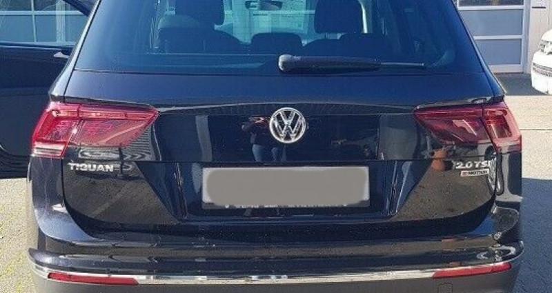 Volkswagen Tiguan 2.0 TSI 180ch Blue M  4M DSG7 Noir occasion à Boulogne-Billancourt - photo n°3