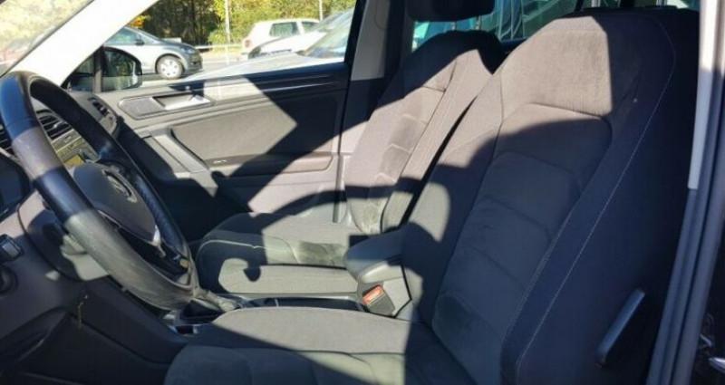 Volkswagen Tiguan 2.0 TSI 180ch Blue M  4M DSG7 Noir occasion à Boulogne-Billancourt - photo n°7