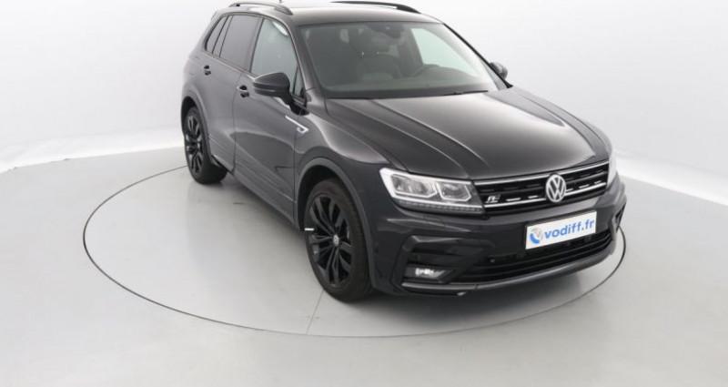 Volkswagen Tiguan 2.0 TSI 230 CV 4-MOTION HIGHLINE DSG Noir occasion à Entzheim - photo n°6
