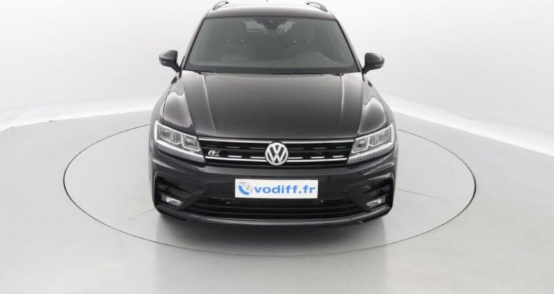 Volkswagen Tiguan 2.0 TSI 230 CV 4-MOTION HIGHLINE DSG Noir occasion à Entzheim - photo n°5
