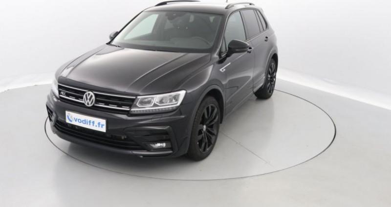Volkswagen Tiguan 2.0 TSI 230 CV 4-MOTION HIGHLINE DSG Noir occasion à Entzheim