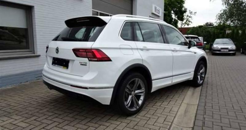 Volkswagen Tiguan 2.0TSi 4Motion R-Line DSG,LED,NAVI,ADAPT.CRUISE Blanc occasion à Kuurne - photo n°4