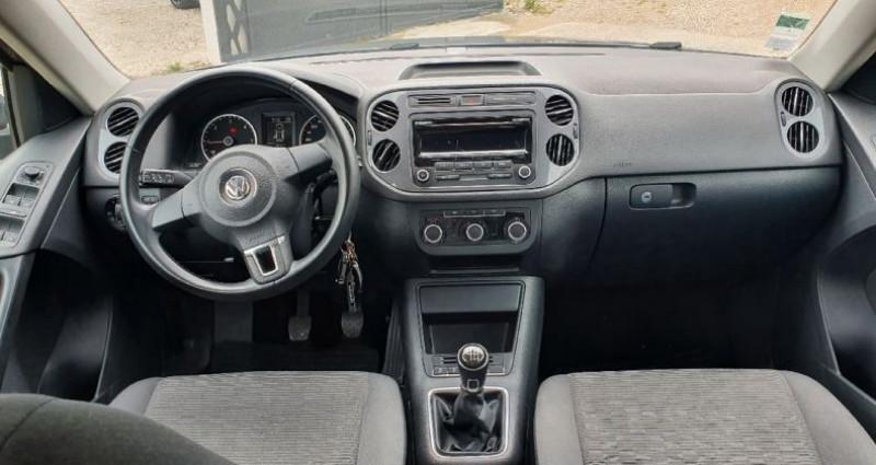 Volkswagen Tiguan 2l tdi 110 bleumotion  occasion à Viriat - photo n°4