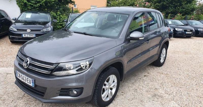 Volkswagen Tiguan 2l tdi 110 bleumotion  occasion à Viriat
