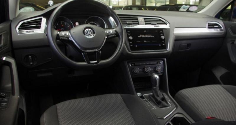 Volkswagen Tiguan Allspace 1.5 TSI 150 EVO CONFORTLINE DSG7 Bleu occasion à Chambourcy - photo n°2