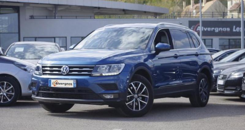 Volkswagen Tiguan Allspace 1.5 TSI 150 EVO CONFORTLINE DSG7 Bleu occasion à Chambourcy