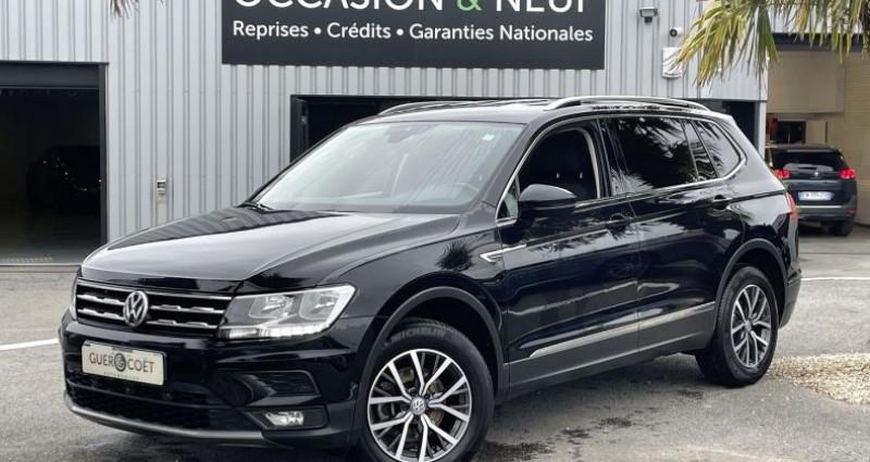 Volkswagen Tiguan ALLSPACE 2.0 TDI 150CH CONFORTLINE BUSINESS DSG7 Noir occasion à GUER