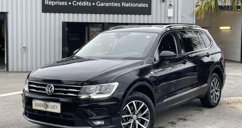 Volkswagen Tiguan ALLSPACE 2.0 TDI 150CH CONFORTLINE BUSINESS DSG7 Noir occasion à GUER - photo n°2