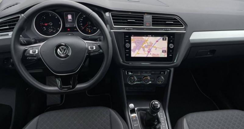 Volkswagen Tiguan BUSINESS 2.0 TDI 150 Confortline Business Blanc occasion à Saint-Ouen - photo n°5
