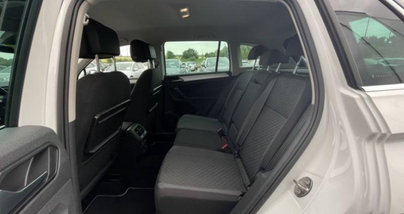 Volkswagen Tiguan BUSINESS 2.0 TDI 150 Confortline Business Blanc occasion à Saint-Ouen - photo n°7