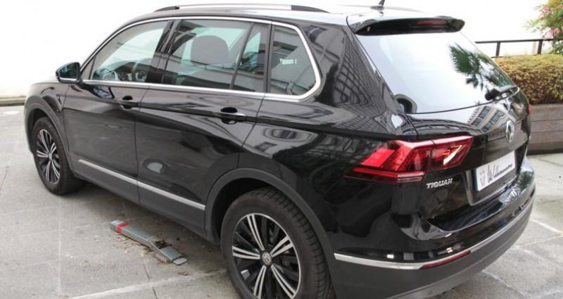 Volkswagen Tiguan carrat 150 motion iii Noir occasion à Neuilly Sur Seine - photo n°6