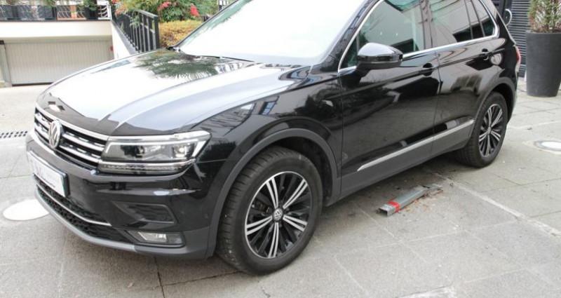Volkswagen Tiguan carrat 150 motion iii Noir occasion à Neuilly Sur Seine