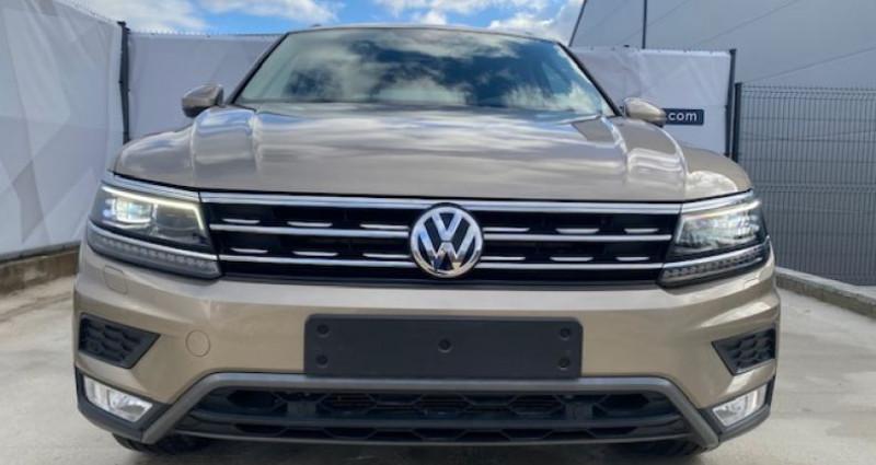 Volkswagen Tiguan Comfortline 4Motion 2.0 TDI BMT SCR 190 CH DSG7  occasion à Tarcenay