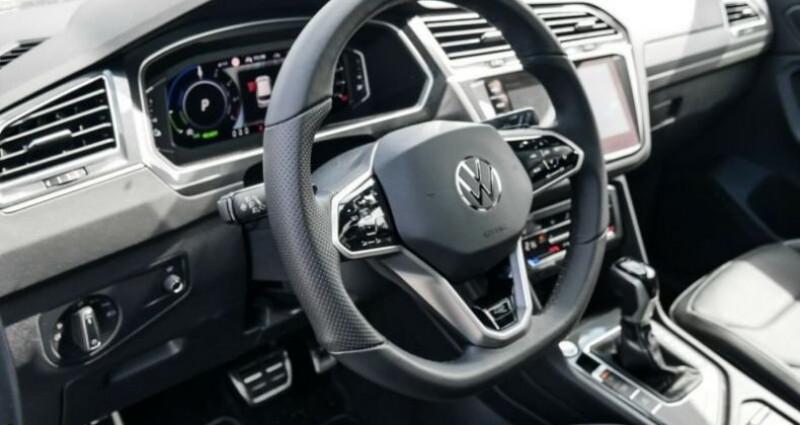 Volkswagen Tiguan eHybrid R-Line 1,4 DSG MATRIX Argent occasion à Boulogne-Billancourt - photo n°5
