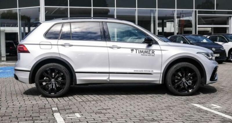 Volkswagen Tiguan eHybrid R-Line 1,4 DSG MATRIX Argent occasion à Boulogne-Billancourt - photo n°3