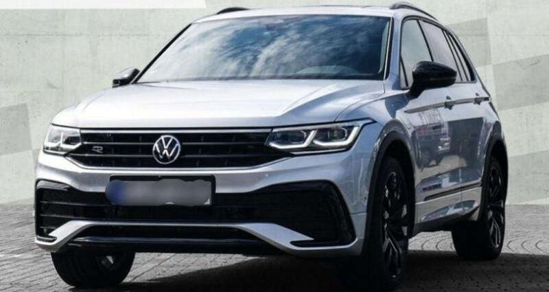 Volkswagen Tiguan eHybrid R-Line 1,4 DSG MATRIX Argent occasion à Boulogne-Billancourt