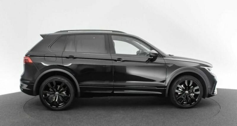 Volkswagen Tiguan eHybrid R-Line 1,4 DSG Noir occasion à Boulogne-Billancourt - photo n°3