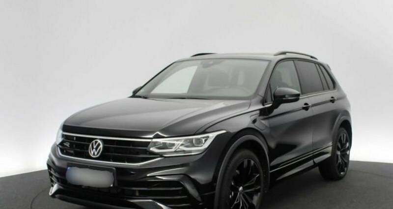 Volkswagen Tiguan eHybrid R-Line 1,4 DSG Noir occasion à Boulogne-Billancourt