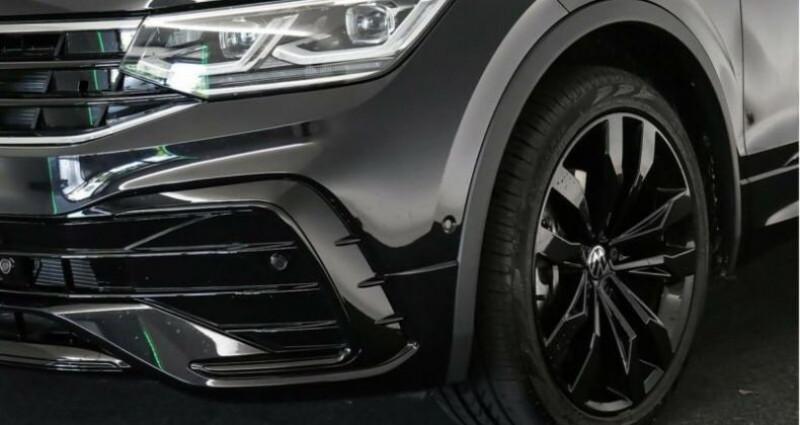 Volkswagen Tiguan eHybrid R-Line 1,4 DSG Noir occasion à Boulogne-Billancourt - photo n°5